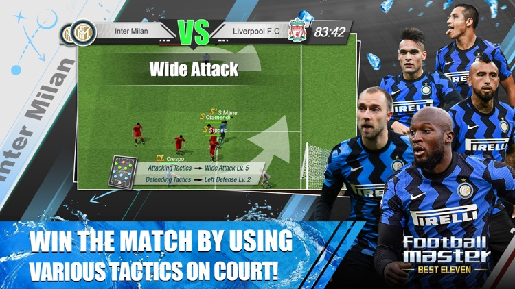 Football Master -Soccer Legend screenshot-3