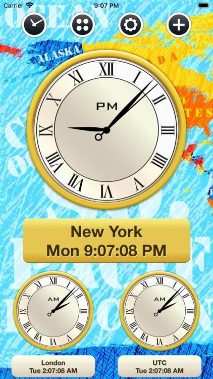 News Clocks Ultimate screenshot-5