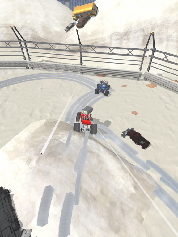 Carnage Run screenshot 16