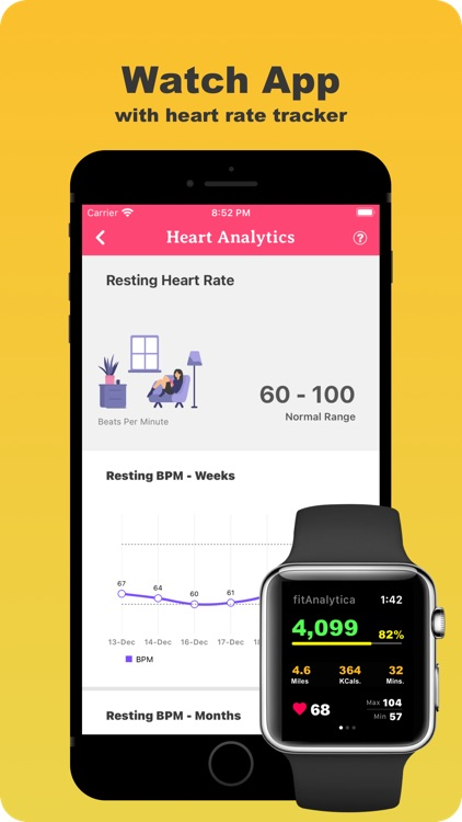Step Counter - Step Tracker screenshot-3
