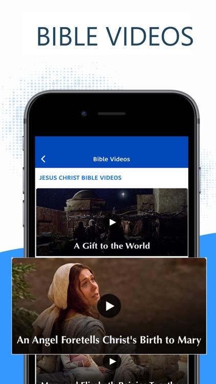 Holy Bible - KJV,NLT,NIV,ESV screenshot-6