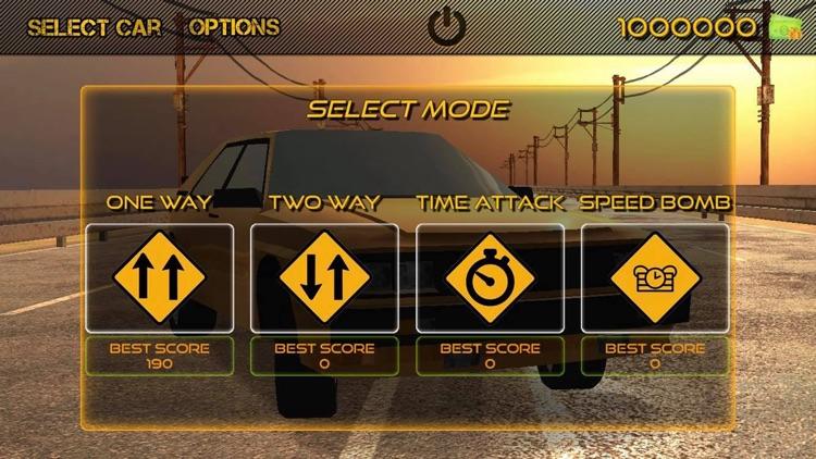 Rush Car Race screenshot-3