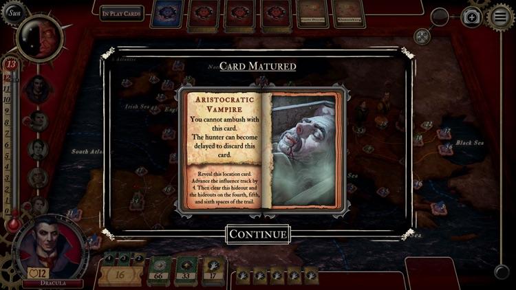 Fury of Dracula screenshot-5