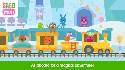 Sago Mini Train Adventure screenshot 6