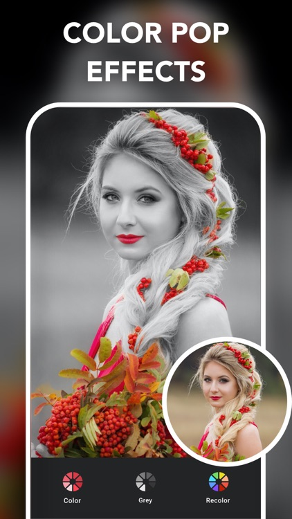 Color Pop Effects Photo Editor