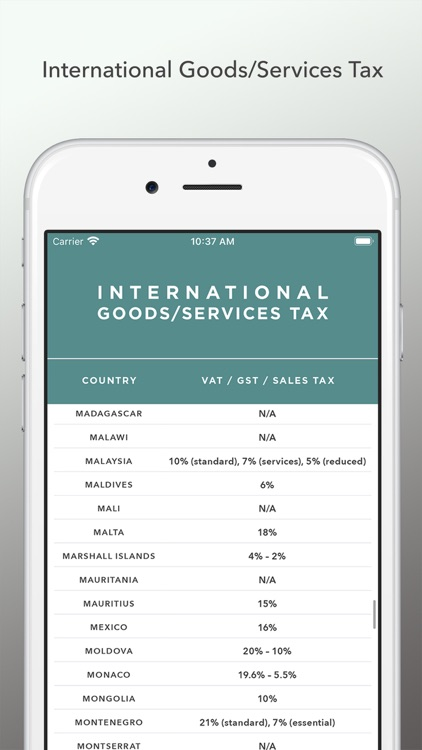 Tax Calculator – 2020 screenshot-3