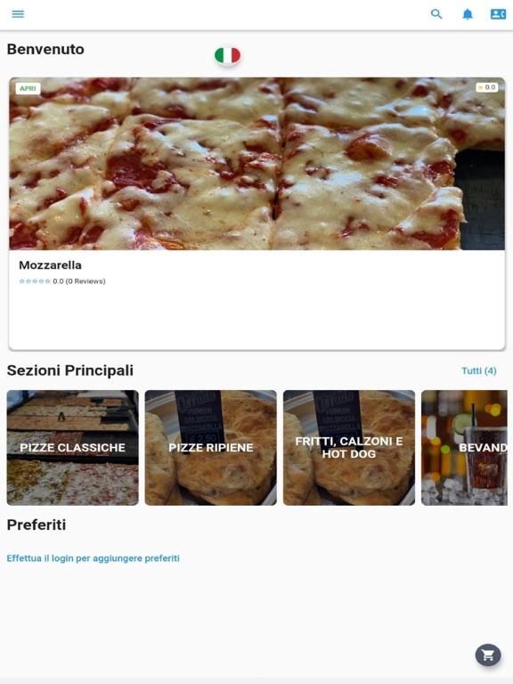 Pizzeria Corrado screenshot 3