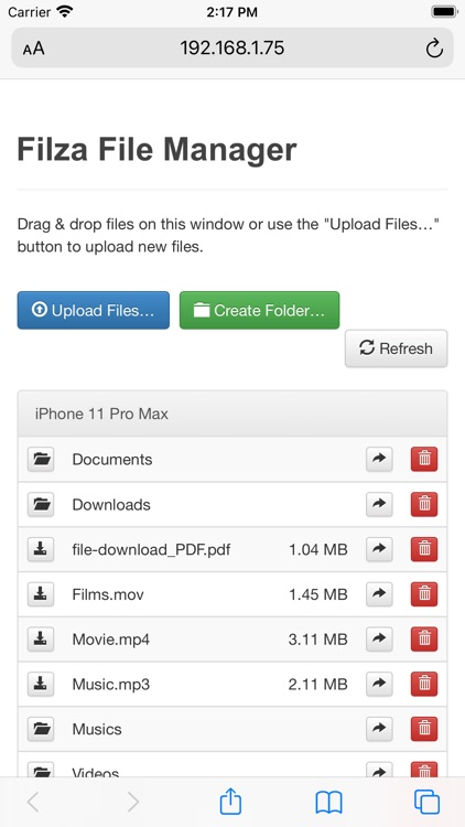 Filza: File Manager & Viewer