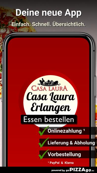 Casa Laura Erlangen screenshot 1