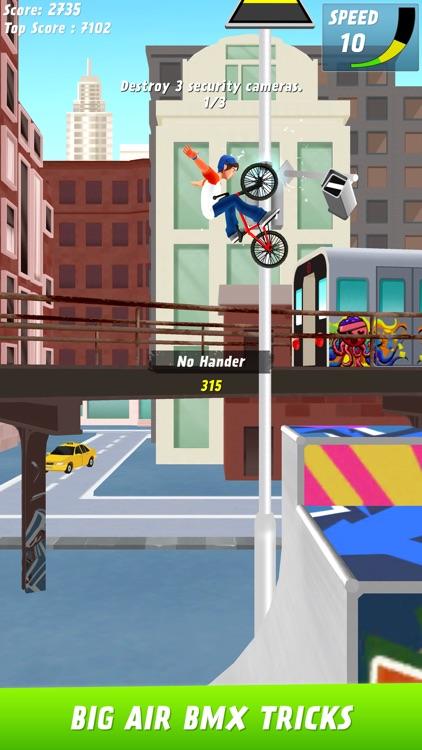 Max Air BMX screenshot-0