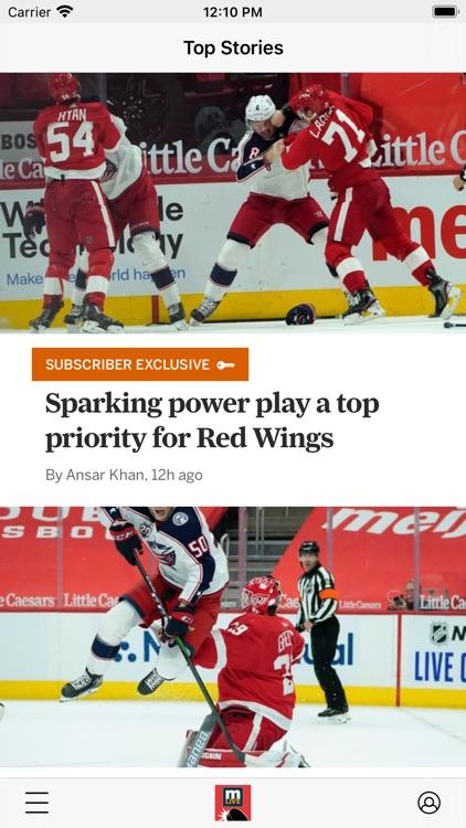 MLive.com: Detroit Hockey News