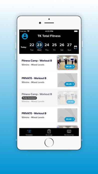 点击获取TK Total Fitness App