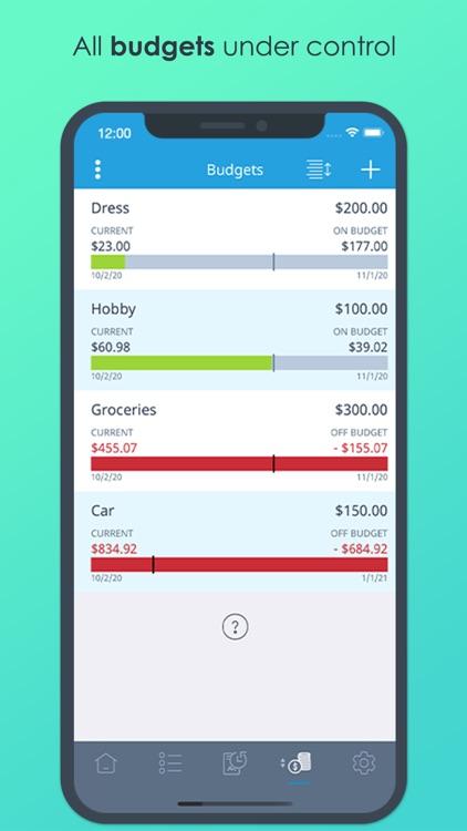 MoneyControl Spending Tracker screenshot-7