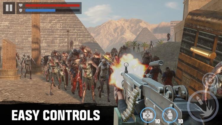 DEAD TARGET - Zombie Shooting screenshot-3