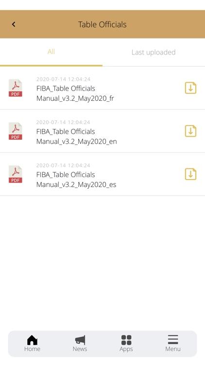FIBA iRef Academy Library screenshot-3