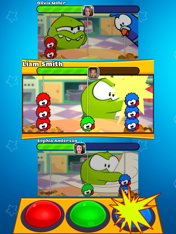 Om Nom Party screenshot 6