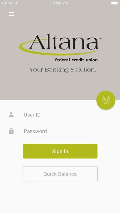 Altana Mobile Banking