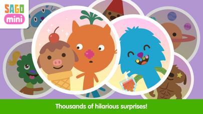 Sago Mini Super Juice Maker screenshot 5
