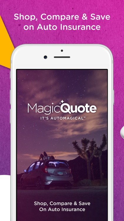 MagicQuote: Shop Car Insurance screenshot-0