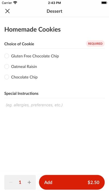Eat This Cafe screenshot-3