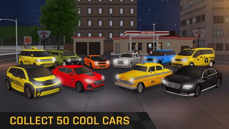 City Taxi Driving: Driver Sim screenshot-4