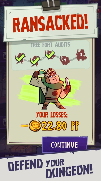 Dungeon, Inc.: Idle Clicker screenshot-4