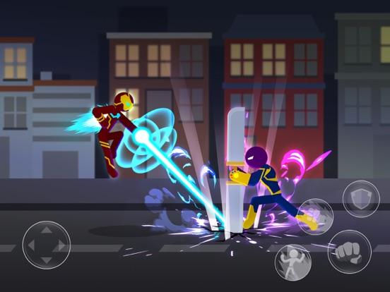 Supreme Stickman: Shadow Fight screenshot 6
