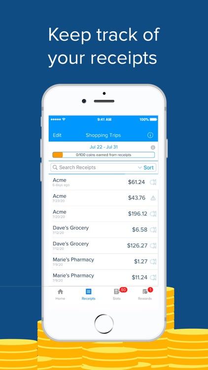 Receipt Hog: Earn Cash Back screenshot-4