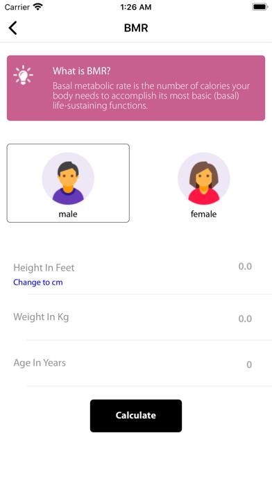 Revamp Fitness screenshot 2
