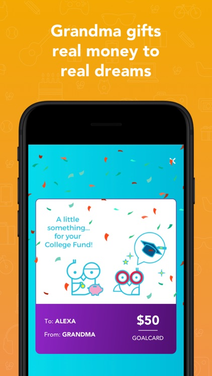 Goalsetter: a family money app screenshot-7