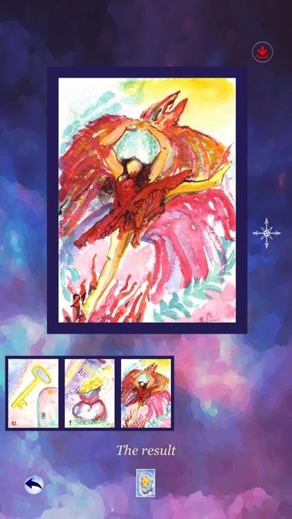 My creative tarot screenshot-3