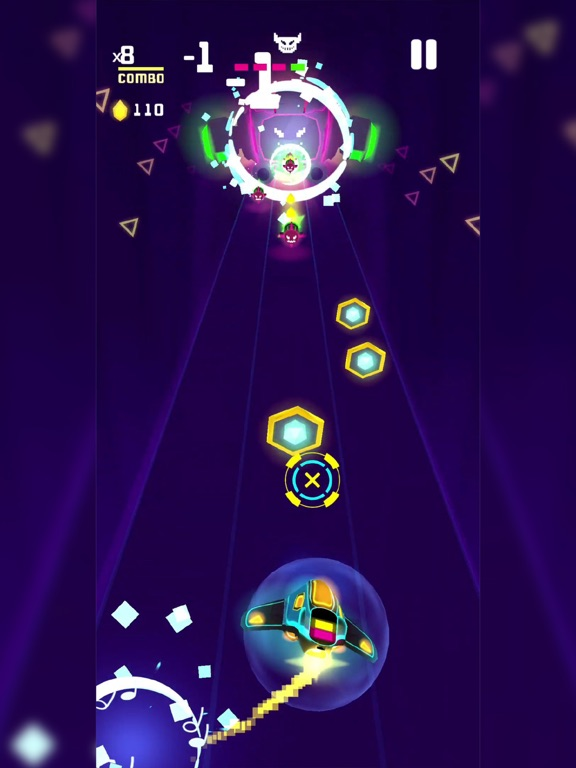 Rocket Hero EDM screenshot 7