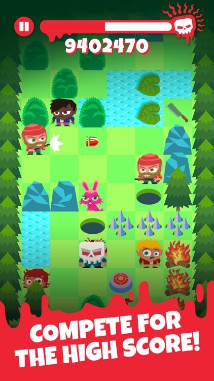 Slashy Camp - Endless Runner! screenshot-4