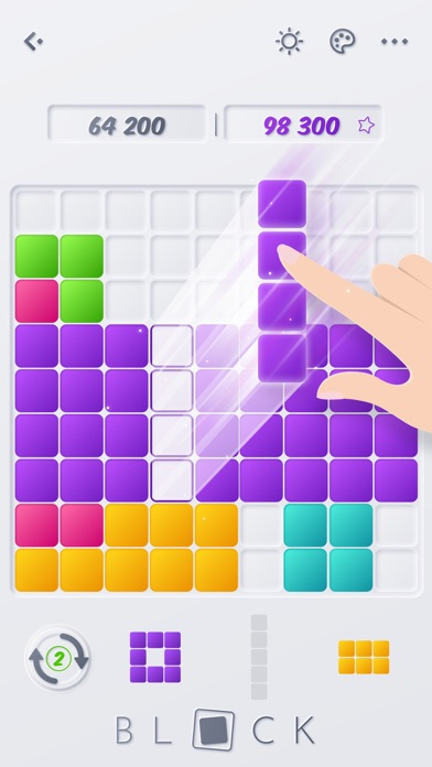 Classic Block & Bricks PuzzleScreenshot von 4