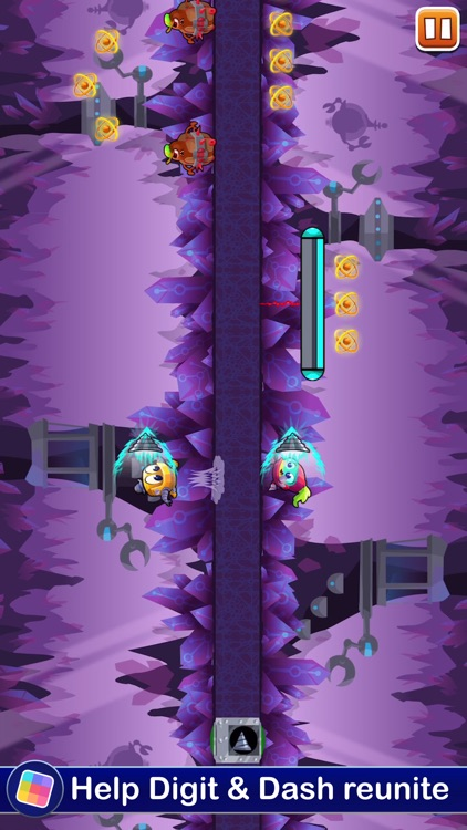 Digit & Dash - GameClub screenshot-6