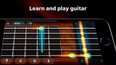 Guitar - real games & lessons Screenshot