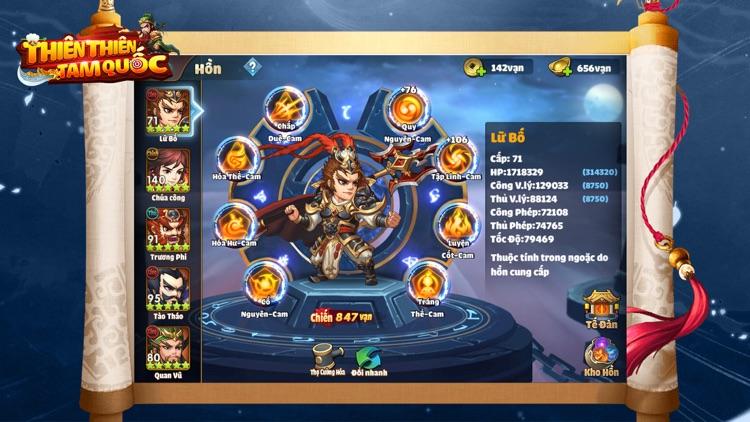 Thiên Thiên Tam Quốc screenshot-7