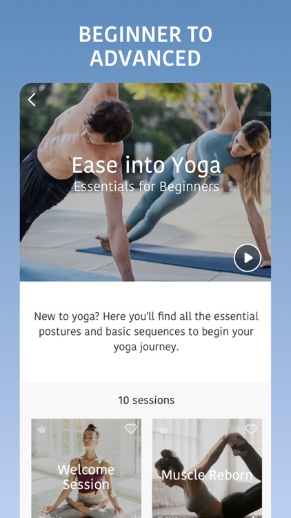 Yoga Workout Classes for Home screenshot-5