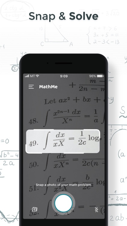 MathMe - Problem Solver