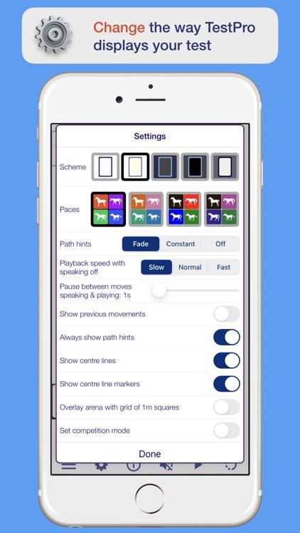 TestPro USEA and USEF Eventing screenshot-3