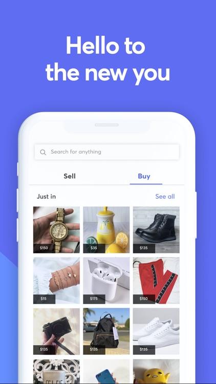 Mercari: Your Marketplace screenshot-3