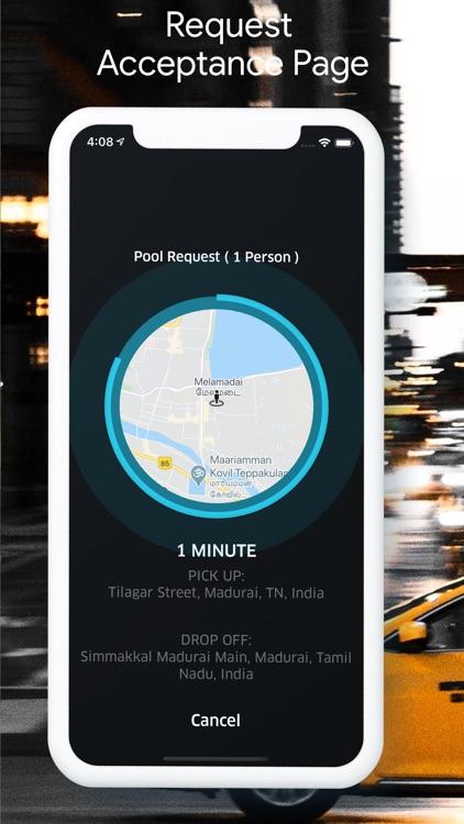 Gofer Driver-On Demand Service