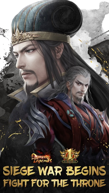 Dynasty Legends:Warriors Unite screenshot-0