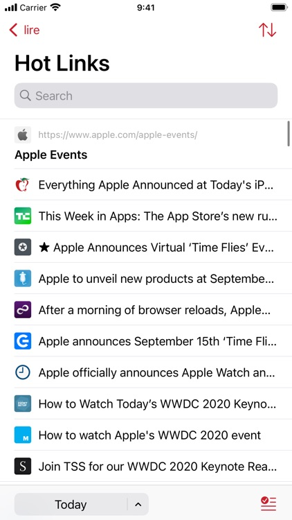 lire: RSS Reader screenshot-4