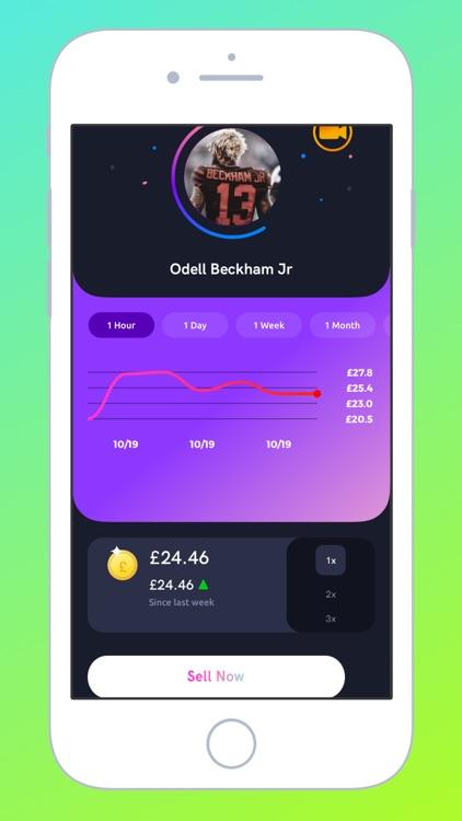 Trad3r - Social Trading Game screenshot-7