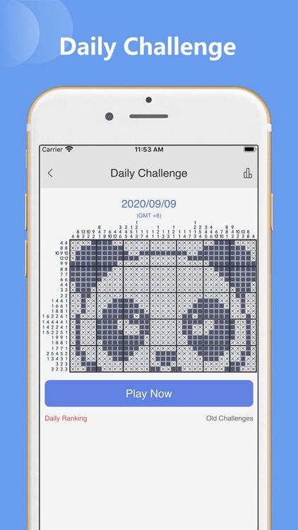 Nonogram - Griddlers Game screenshot-4