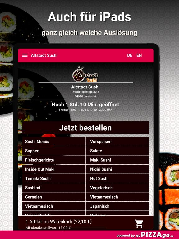 Altstadt Sushi Landshut screenshot 7