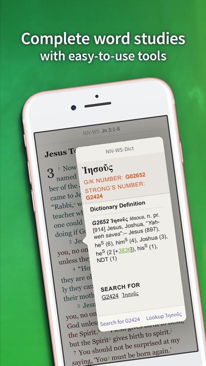 Bible App by Olive Tree screenshot-5