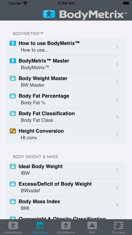 BodyMetrix