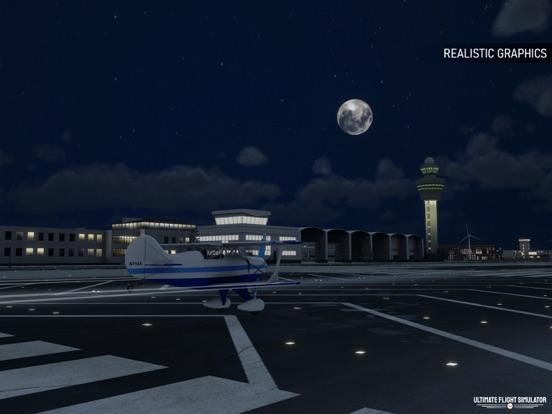Ultimate Flight Simulator Pro iPad app afbeelding 3